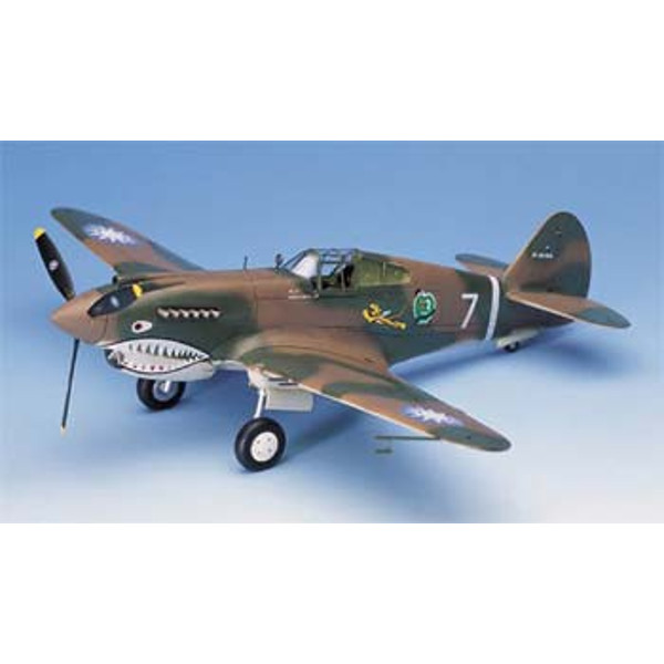 1/48 Curtiss P-40C Tomahawk