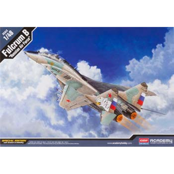 1/48 Fulcrum B Russian Air Force Limited Edition