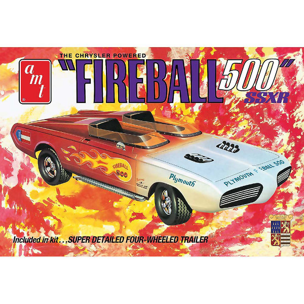 1/25 George Barris Fireball 500 (Commemorative)