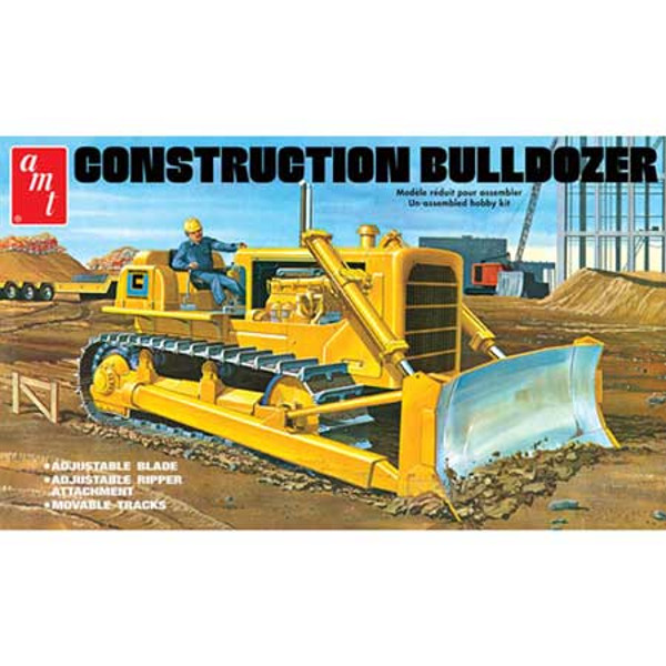 1/25 Construction Bulldozer