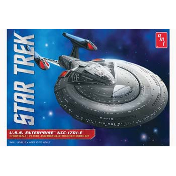 1/1400 Star Trek USS Enterprise 1701-E