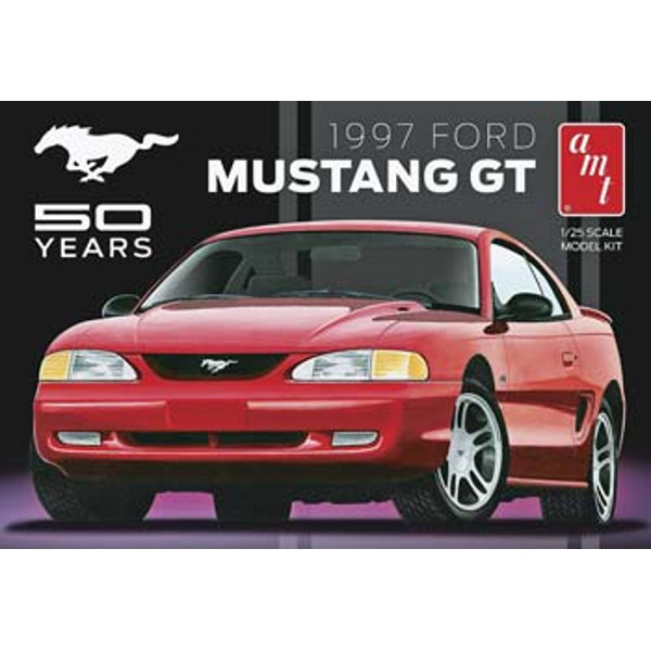 1/25 '97 Ford Mustang GT 50th Anniversary