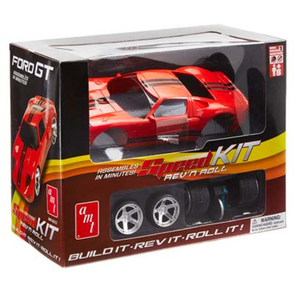 2010 Ford GT SpeedKIT Friction Model Toy