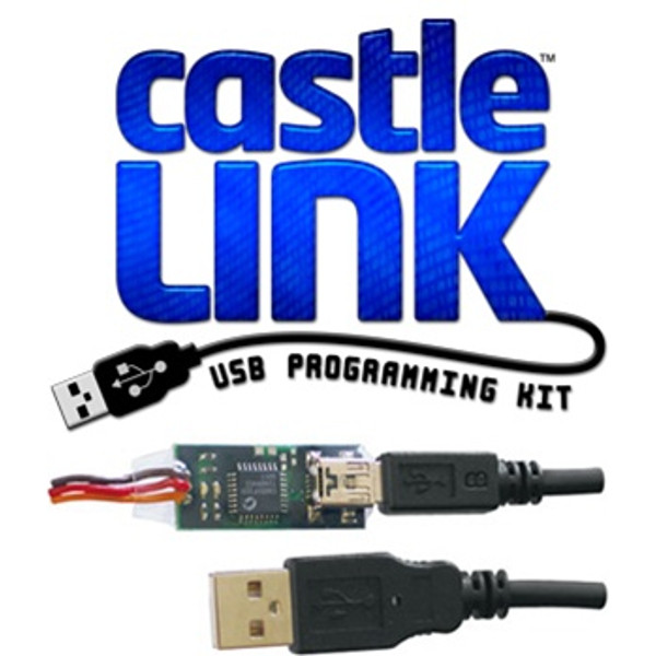 Castle Link Programming Kit