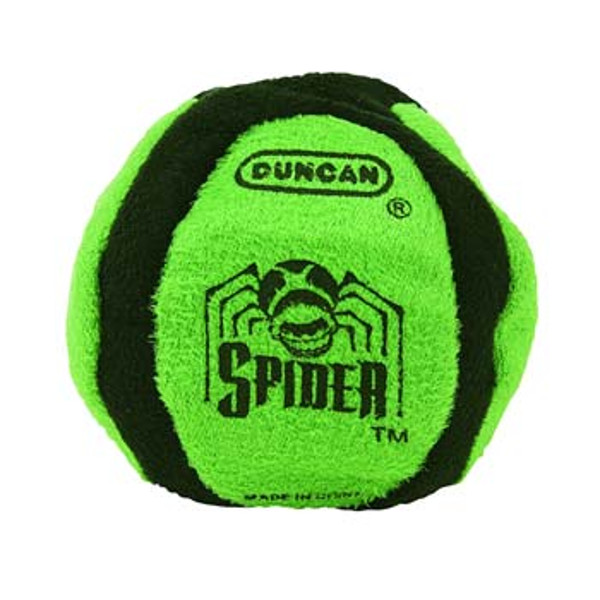 Spider 6 Panel Footbag