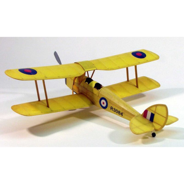 Tiger Moth Rubber Powered