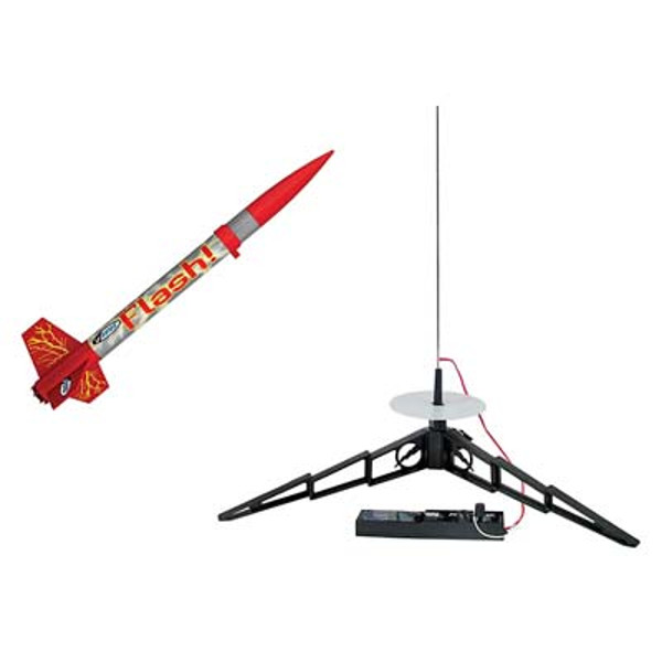 Flash Rocket Starter Launch Set