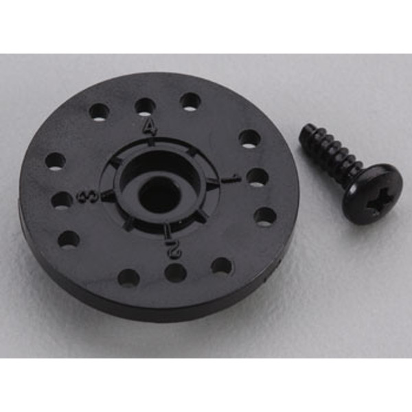 Splined Servo Horn D Wheel