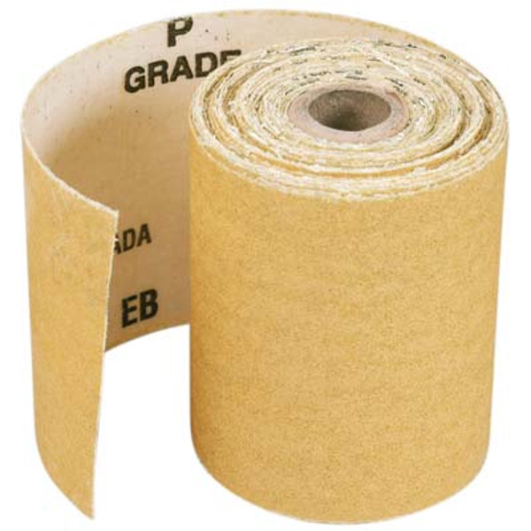 Easy Touch Sand Paper: 150 Grit
