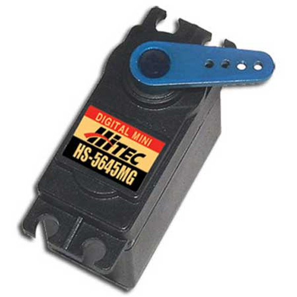 Hitec HS-5645MG Standard Servo: Digital High Torque Metal Gear