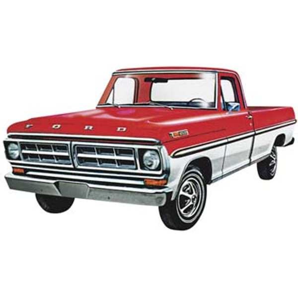 1/25 1971 Ford Ranger Pickup