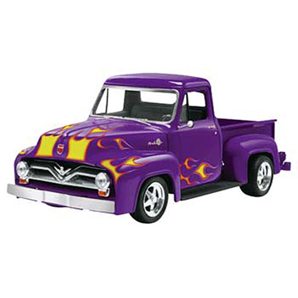 1/24 '55 Ford F-100 Pickup Street Rod