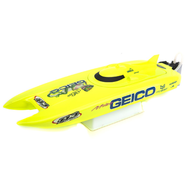 "Miss Geico 17"" Catamaran Brushless RTR"