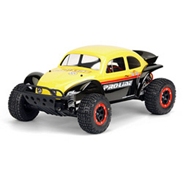 Baja Bug Clear Body: Slash