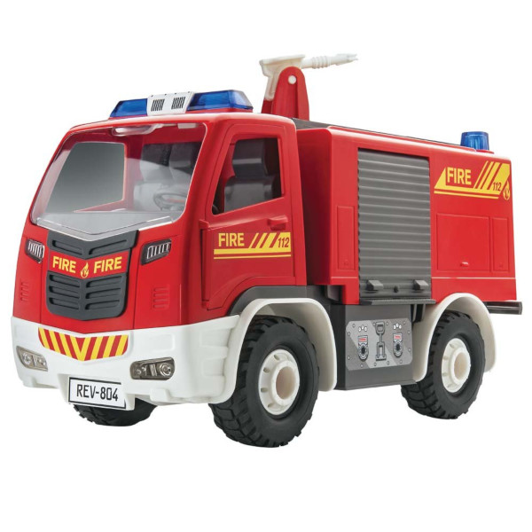 Revell Fire Truck Junior Kit