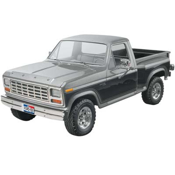 1/24 Ford Ranger Pickup