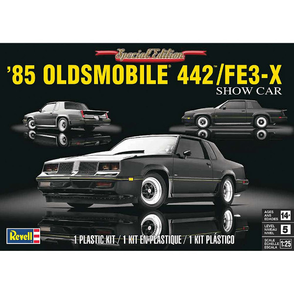 1/25 1985 Oldsmobile 442/FE3-X Show Car