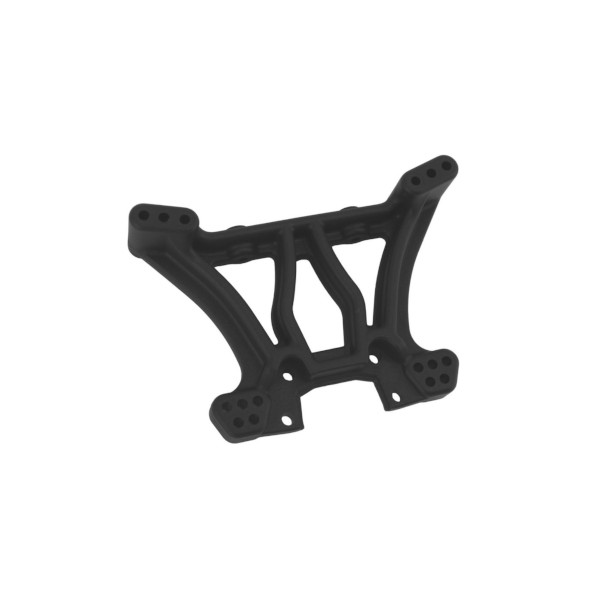 Rear Shock Tower, Blk: SLH4x4,ST4x4