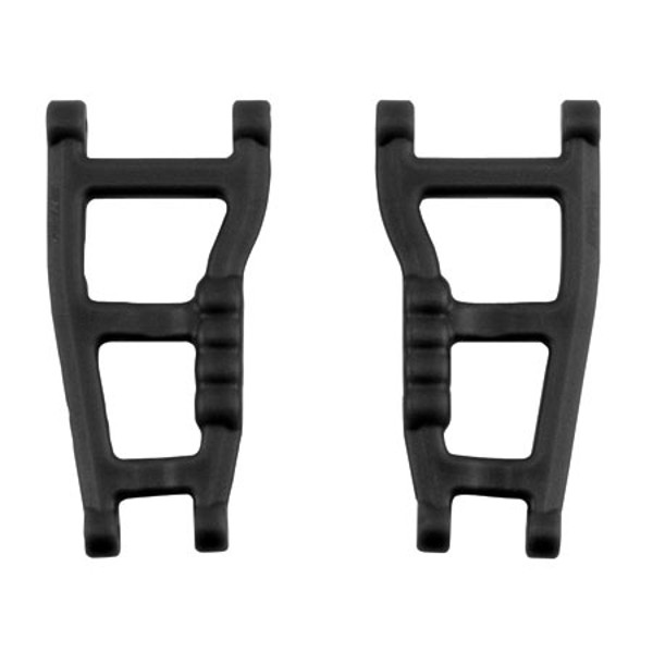 Rear A-Arms, Blk: SLH