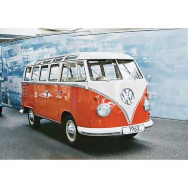 1/16 VW Type 2 T1 Samba Bus
