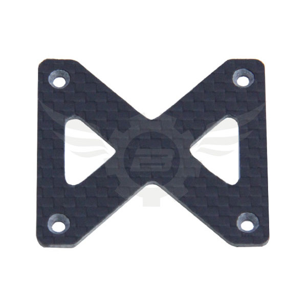 305-105 E5 CF Lower X Frame Brace