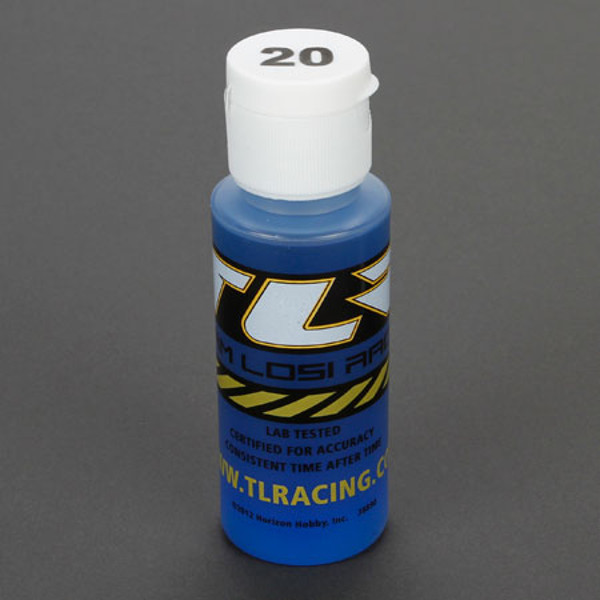 Silicone Shock Oil 20wt 2oz