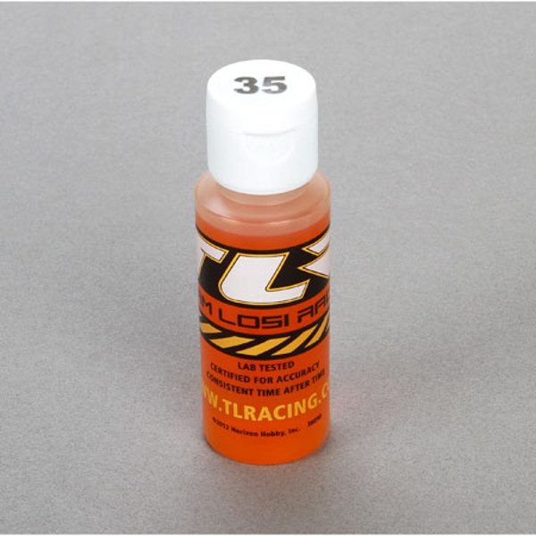 Silicone Shock Oil 35wt, 2oz