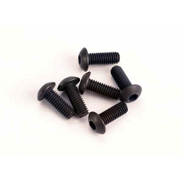 3 x 8mm machine screws