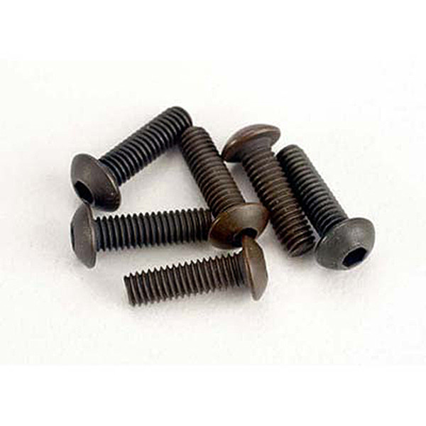 3x10mm Button Hex Screw (6)