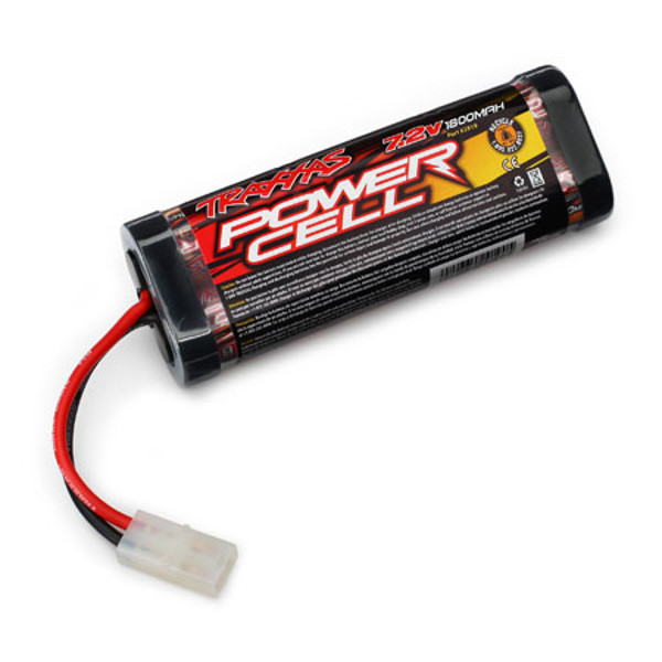 6 Cell 7.2v 1500mAh NiMH Starter Battery Pack