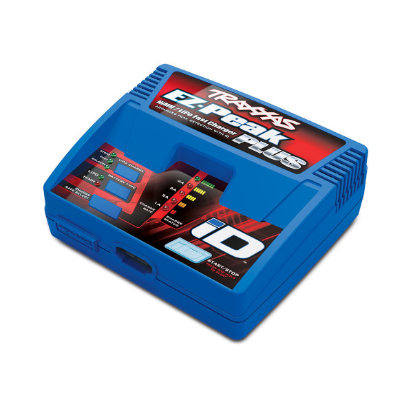 2970 EZ-Peak® Plus 4-amp NiMH/LiPo Fast Charger with iD™