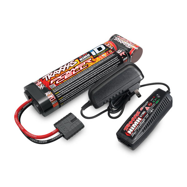 7C Flat Battery/Charger Completer Pack