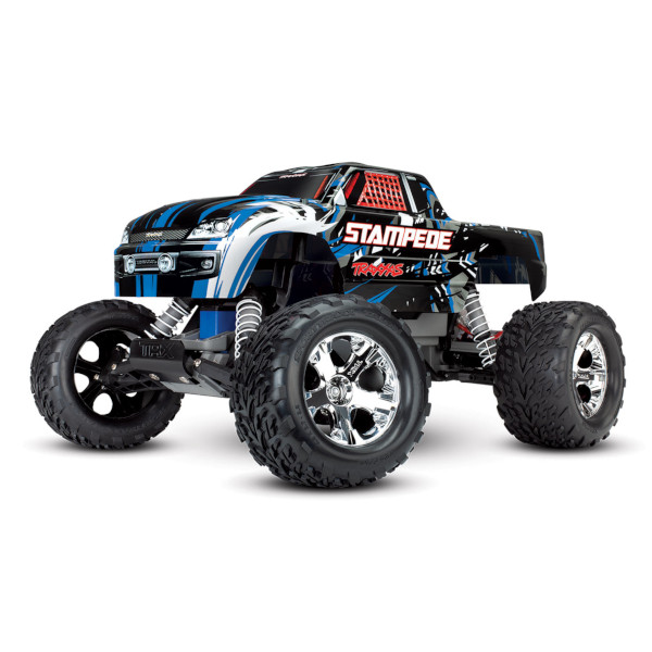 Traxxas Stampede RTR: BLUE