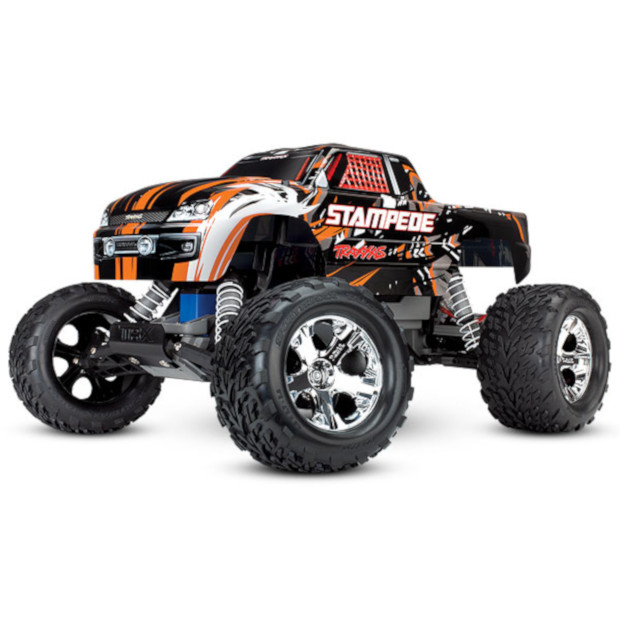 Traxxas Stampede RTR: ORANGE