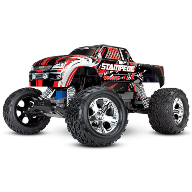 Traxxas Stampede RTR: RED