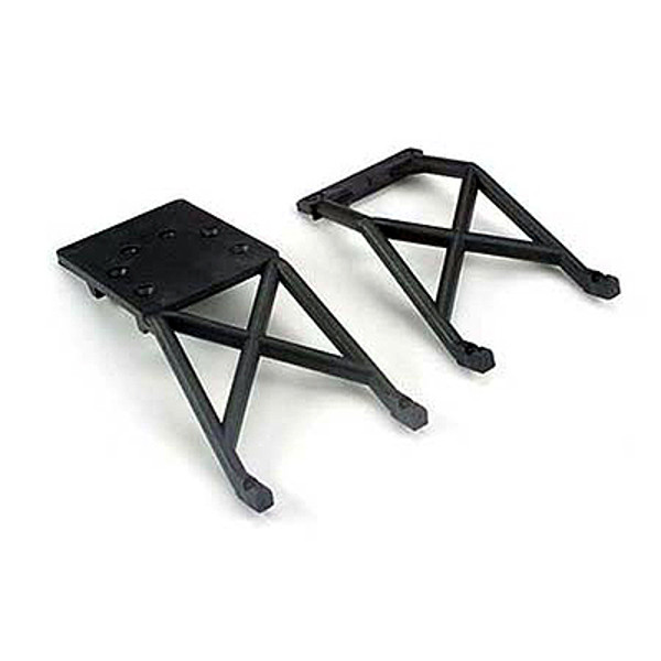 Skid Plates Front And Rear