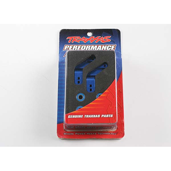 Stub Axle Carriers, Blue, Rust/Stpde