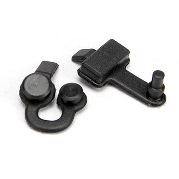 Rubber Plugs, Charge Jack