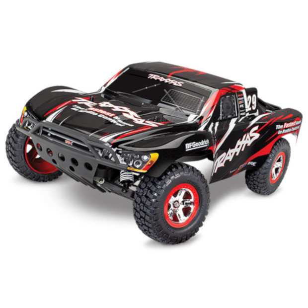 Traxxas Slash RTR: BLACK