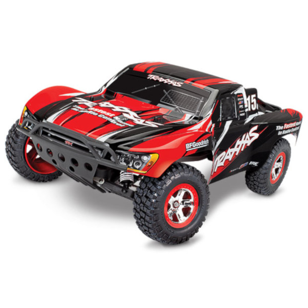 Traxxas Slash RTR: RED