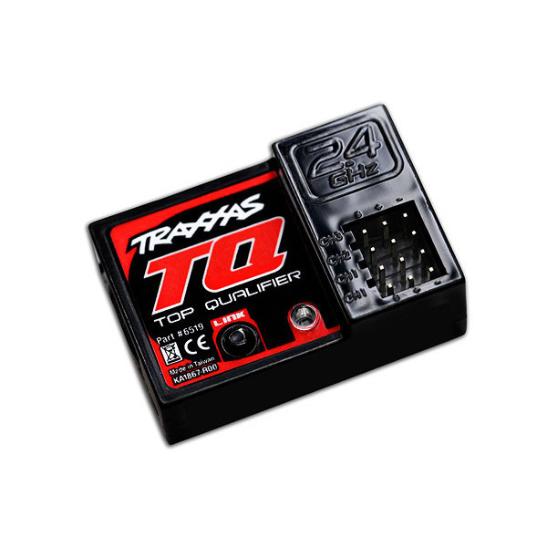 RX Micro TQ 2.4ghz 3 channel