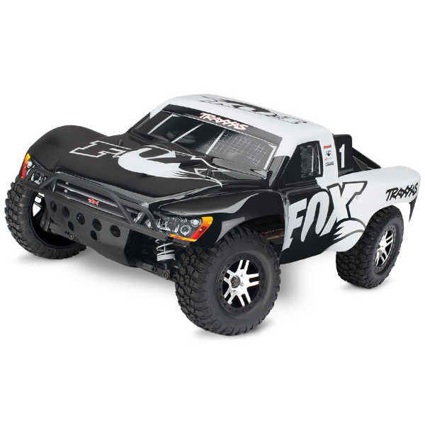 Traxxas Slash 4x4 VXL RTR: FOX