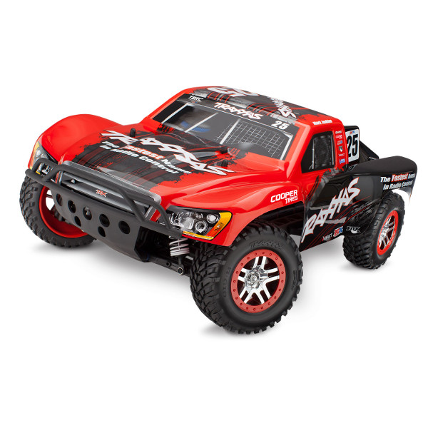 Traxxas Slash 4x4 Brushless RTR: Mark Jenkins