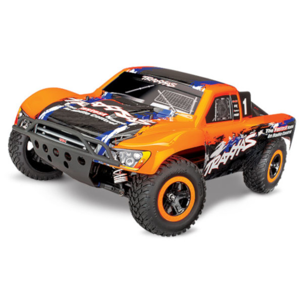Traxxas Slash 4x4 VXL: ORANGE