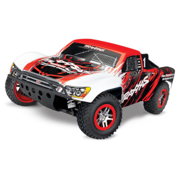Traxxas Slash 4x4 VXL: RED