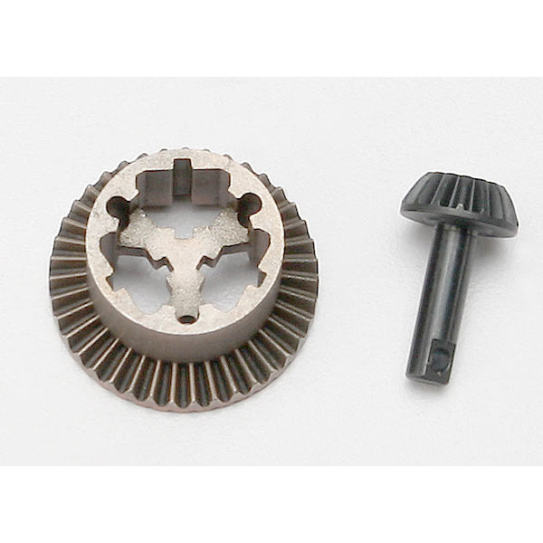 Diff Ring Gear & Pinion Gear: 1/16