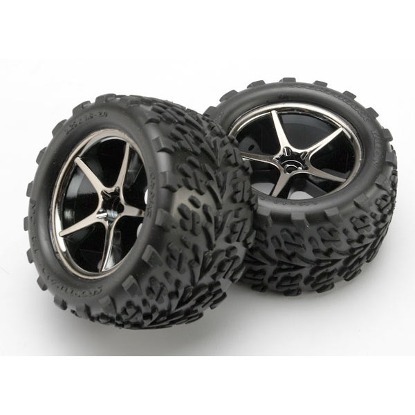 Tires/wheels Mounted E-revo