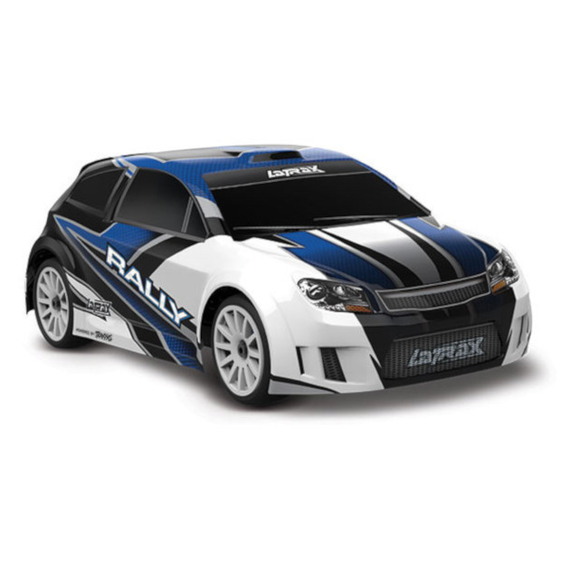 LaTrax Rally 1/18 Scale 4WD Rally Car: BLUE