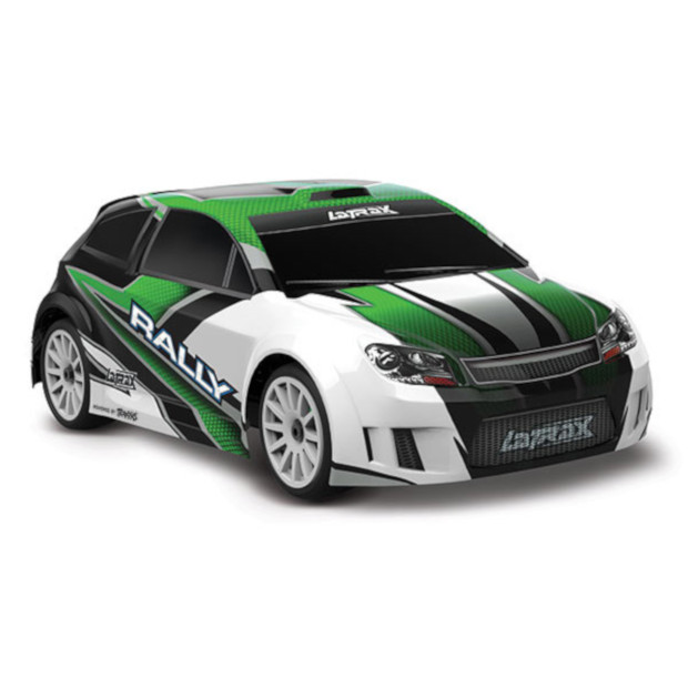 LaTrax Rally 1/18 Scale 4WD Rally Car: GREEN