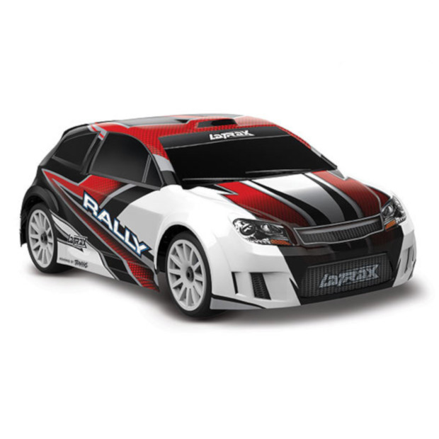 LaTrax Rally 1/18 Scale 4WD Rally Car: RED